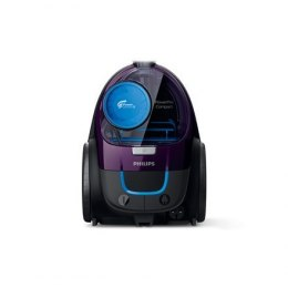 Philips Vacuum cleaner PowerPro Compact FC9333/09 Warranty 24 month(s), Bagless, Purple, 650 W, 1.5 L, AAA, A, C, A, 79 dB,