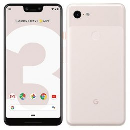 "Google Pixel 3 XL (Pink) Single SIM 6.3"" P-OLED 1440x2960/2.5GHz&1.6GHz/128GB/4GB RAM/Android 9.0/microSD/microUSB,WiFi,4G,BT"