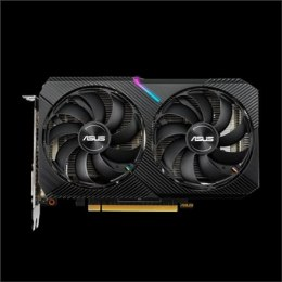 Asus DUAL-GTX1660S-O6G-MINI NVIDIA, 6 GB, GeForce GTX 1660 SUPER, GDDR6, PCI Express 3.0, Processor frequency 1860 MHz, DVI-D po