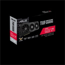 Asus TUF 3-RX5600XT-T6G-EVO-GAMING AMD, 6 GB, Radeon RX 5600 XT, GDDR6, PCI Express 4.0, Processor frequency 1660 MHz, HDMI port