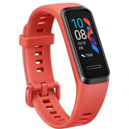 Huawei Band 4 Smart watches, Touchscreen, Heart rate monitor, Waterproof, Bluetooth, Red