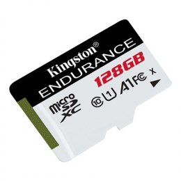 Kingston Endurance 95R 128 GB, Micro SD, Flash memory class 10
