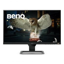 "Benq EW2780 27 "", IPS, FHD, 1920 x 1080, 16:9, 5 ms, 250 cd/m², Black/Metallic grey‎"