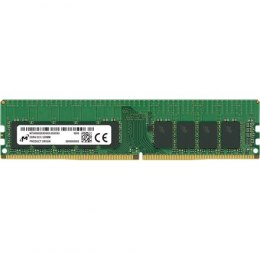 Crucial 16 GB, DDR4, 3200 MHz, PC/server, Registered No, ECC Yes