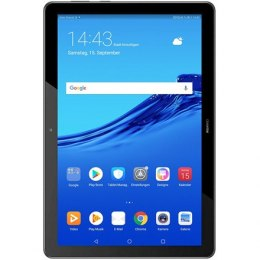 "Huawei MediaPad T5 10.1 "", Black, IPS LCD, 1920 x 1200, HiSilicon Kirin 659, 3 GB, 32 GB, 3G, 4G, Front camera, 2 MP, Rear camer"