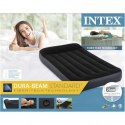 Intex Twin Dura-Beam Pillow Rest Classic Airbed 64141