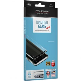 MyScreen Diamond glass edge3D Screen protector, Huawei, Mate 20 Pro, Tempered glass, Transparent/Black