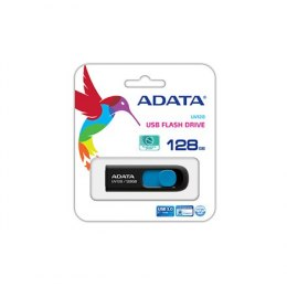 ADATA UV128 128 GB, USB 3.0, Black/Blue