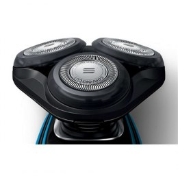 Philips Shaver S5050/04 Charging time 8 h, Operating time 30 min, Wet use, NiMH, Number of shaver heads/blades 3, Black/Blue, Co