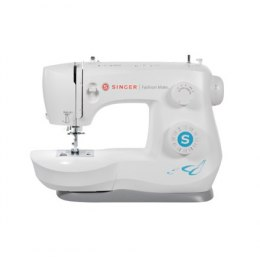 Singer Sewing Machine 3342 Fashion Mate Number of stitches 32, Number of buttonholes 1, White