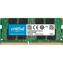 Crucial 8 GB, DDR4, 3200 MHz, Notebook, Registered No, ECC No
