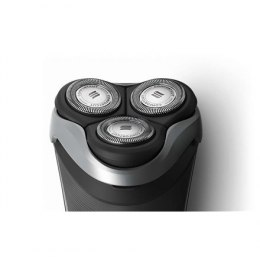 Philips Shaver S3510/06 Cordless, Charging time 1 h, Operating time 50 min, Lithium Ion, Number of shaver heads/blades 3, Black