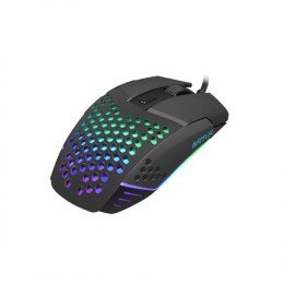 Fury Battler, 6400 DPI, RGB LED light, Wired Optical Gaming Mouse