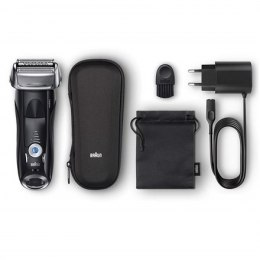 Braun Series 7 Shaver 7842s Wet use, Rechargeable, Charging time 1 h, Li-Ion, Battery powered, Number of shaver heads/blades 1,
