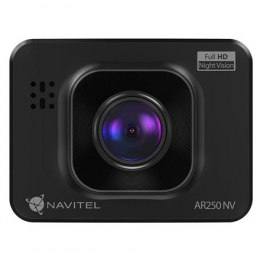 Navitel AR250 NV Audio recorder, Movement detection technology, Micro-USB