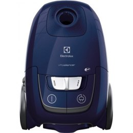 Electrolux Vacuum Cleaner EUSC62DB 700 W, Bagged, 3.5 L, 68 dB, Dark Blue