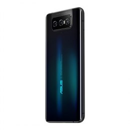 "Asus Zenfone 7 Pro ZS671KS Black, 6.67 "", AMOLED, 1080 x 2400, Qualcomm Snapdragon 865+, Internal RAM 8 GB, 256 GB, microSD, Dua"