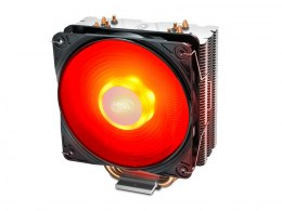 "Deepcool ""Gammaxx 400 Red""universal cooler, 4 heatpipes V2"
