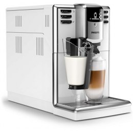 Philips Espresso Coffee maker EP5331/10 Built-in milk frother, Fully automatic, Glossy White