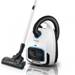Bosch Vacuum cleaner with bag BGB6SIL1 700 W, Bagged, 66 dB, White, Warranty 24 month(s)