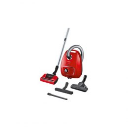 Bosch Vacuum cleaner with bag BGLS4PET2 700 W, Bagged, 75 dB, Red