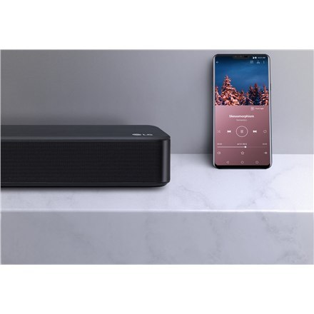 LG 3.1.2Ch Soundbar SL7Y 420 W, USB port, Bluetooth, Wireless connection, Black