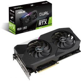 Asus NVIDIA, 8 GB, GeForce RTX 3070, GDDR6, PCI Express 4.0 x16, Processor frequency 1725 MHz, HDMI ports quantity 2, Memory clo