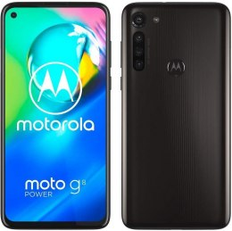 "Motorola Moto G8 Power Smoke Black, 6.4 "", IPS LCD, 1080 x 2300 pixels, Qualcomm SDM665 Snapdragon 665, Internal RAM 4 GB, 64 GB"