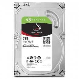 "Seagate NAS HDD IronWolf 2TB ST2000VN004 5900 RPM, 3.5 "", SATA, 64 MB"