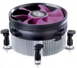 Cooler Master X Dream i117 socket 115x/775, 95mm fan, Intel, 95 W