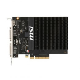 MSI GeForce GT 710 2GD3H H2D NVIDIA, 2 GB, GeForce GT 710, DDR3, PCI Express 2.0 x8