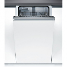 Bosch Dishwasher SPV25CX01E Built in, Width 45 cm, Number of place settings 9, Number of programs 5, A+, AquaStop function, Whit