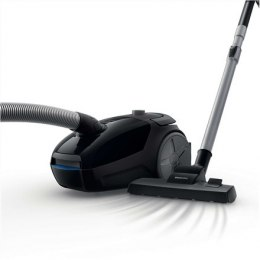 Philips PowerGo vacuum cleaner FC8241/09 Warranty 24 month(s), Bagged, Black, 750 W, 3 L, AAA, A, D, A, 77 dB,
