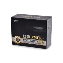 Deepcool DQ750ST 80PLUS GOLD 750 W, 744 W