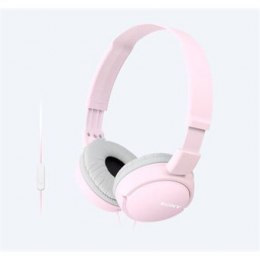 Sony MDRZX110APP.CE7 Headband/On-Ear, Microphone, Pink