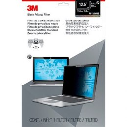 "3M PF12.5W9E Privacy Filter for 12.5"" Edge-to-Edge Widescreen for Touch Laptop"