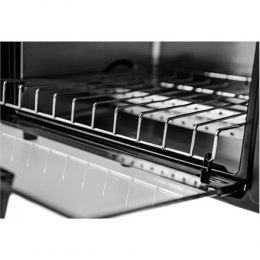 Camry Oven CR 6016 Black/ silver, Mechanical
