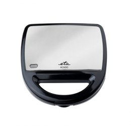 ETA Sandwich maker ETA116390000 Black/Stainless steel, 750 W, Number of plates 1, Number of sandwiches 2