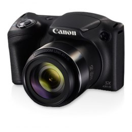 Canon PowerShot SX430 Compact camera, 20 MP, Optical zoom 45 x, Digital zoom 4 x, Image stabilizer, ISO 1600, Display diagonal 3