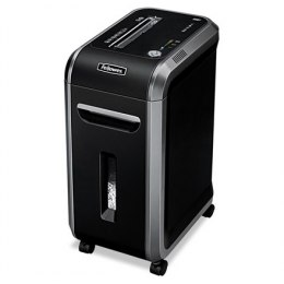 Fellowes Powershred 99Ci Black, 34 L, Shredding CDs, Credit cards shredding, Paper handling standard/output 18 sheets per pass,
