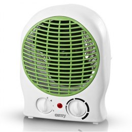 Camry CR 7706 g Fan Heater, Number of power levels 2, 2000 W, Number of fins Inapplicable, White/Green,