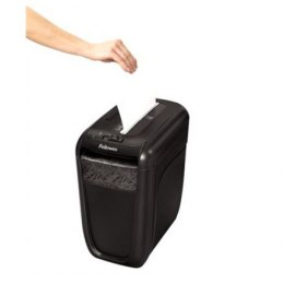 Fellowes Powershred 60Cs Black, 22 L, Credit cards shredding, Warranty 24 month(s), 75 dB, Cross-Cut Shredder, Paper handling st