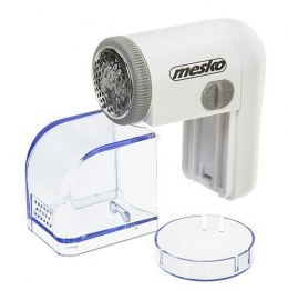 Mesko Lint remover MS 9610 White, AAA batteries
