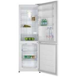 DAEWOO Refrigerator RN-271NPW Free standing, Combi, Height 180 cm, A+, No Frost system, Fridge net capacity 157 L, Freezer net c