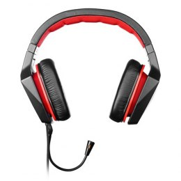 Lenovo Y Gaming Headset GXD0J16085 3.5 mm, black/red, Built-in microphone