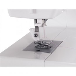 Sewing machine Singer SIMPLE 3223 White/Pink, Number of stitches 23, Number of buttonholes 1,