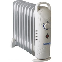 Mesko MS 7805 Oil Filled Radiator, 1000 W, Number of fins 9, White
