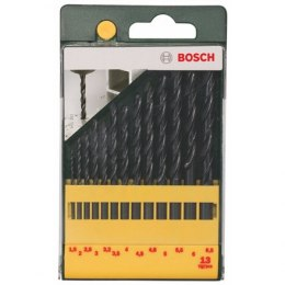 Bosch HSS-R Metal Drill Bit Set 13 pc(s)