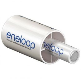 Panasonic eneloop Battery adapter 2 blister D size