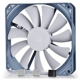 Deepcool Slim 120mm fan whit PWM function, Rubber Screw instalation for PSU and system cooling
